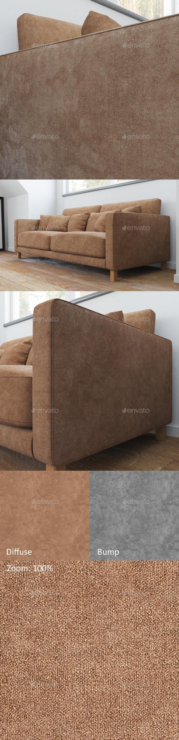 3DOcean Seamless velvet texture 11626507