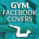 Facebook Timeline Covers - Gym - GraphicRiver Item for Sale