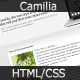 Camilia | Portfolio and Blog Template