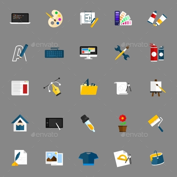 GraphicRiver Design Icons 11626760