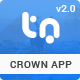 Crown - Multipurpose Responsive Landing Page