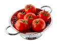 Red tomatoes in a colander - PhotoDune Item for Sale
