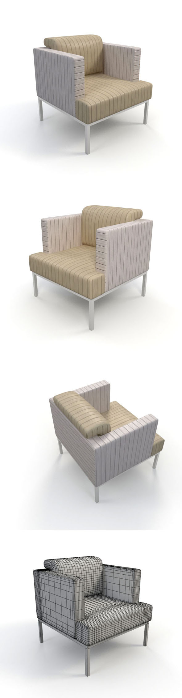 Sofa-12 - 3DOcean Item for Sale