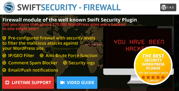 CodeCanyon Swift Security Firewall 11628348