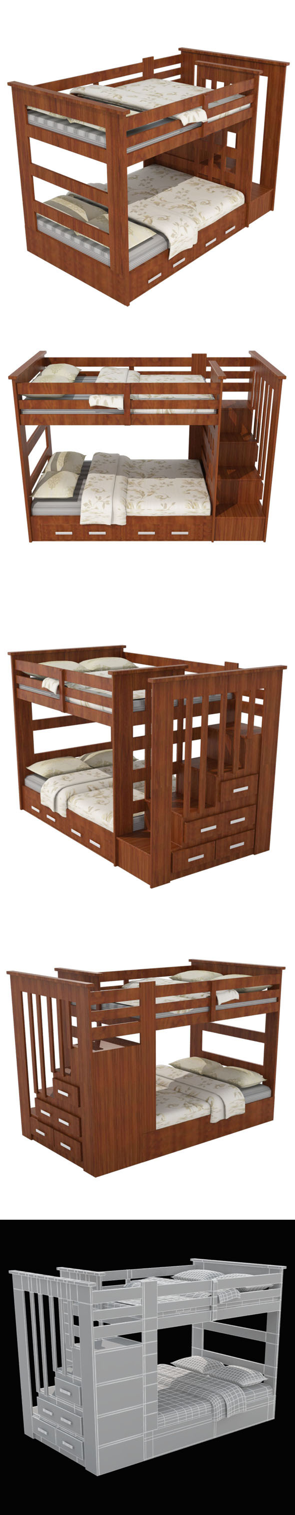3DOcean Child Bed 1 11628968