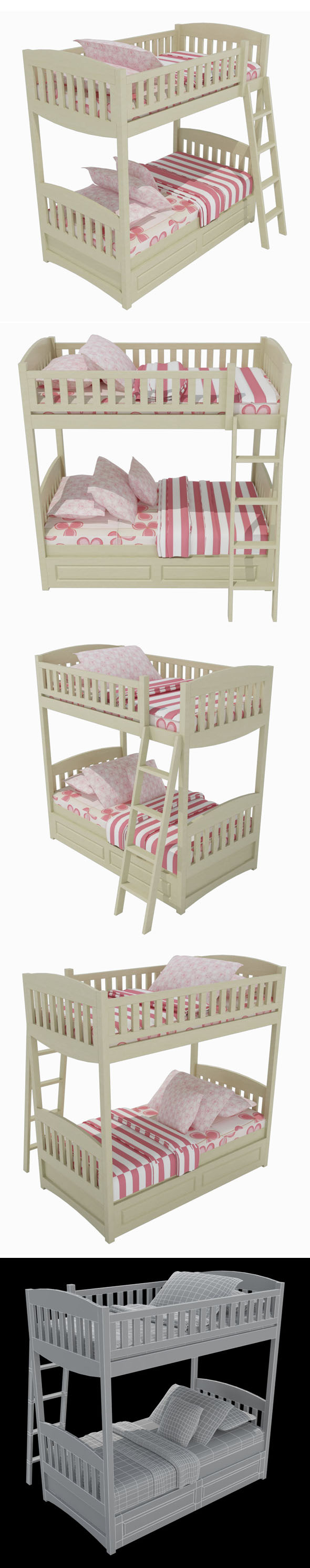 3DOcean Child Bed 4 11629113