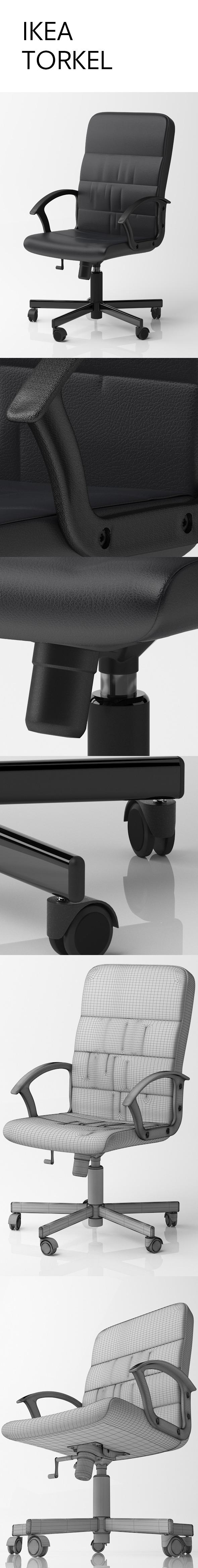 IKEA TORKEL - 3DOcean Item for Sale