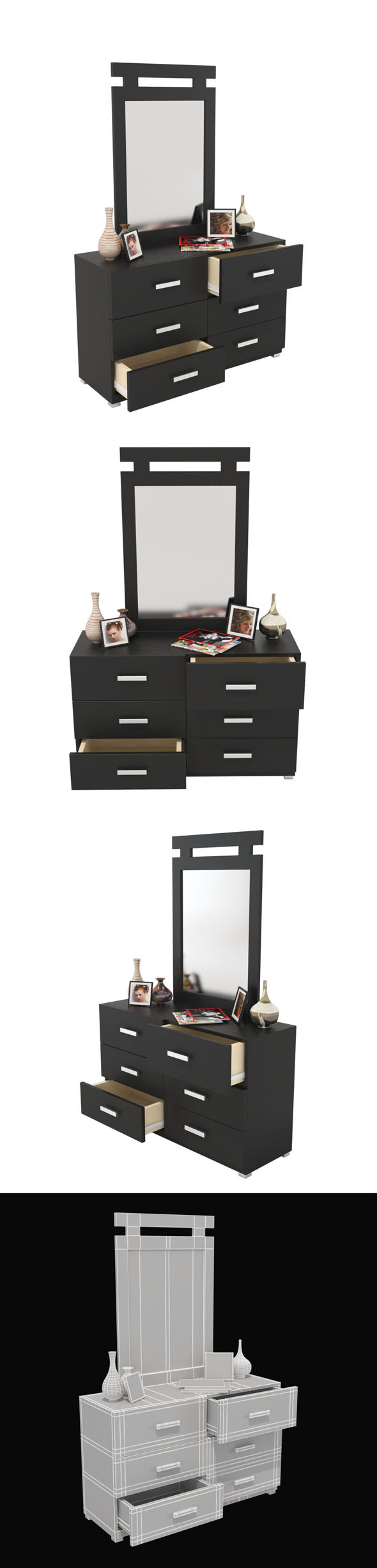 3DOcean Dressing Table 1 11629353