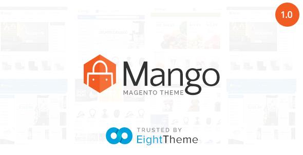 ThemeForest Mango Responsive Magento Theme 11629375