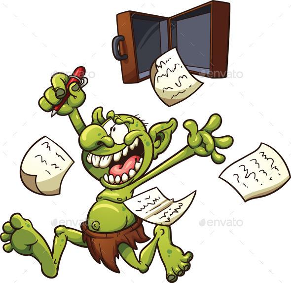 GraphicRiver Patent Troll 11629531