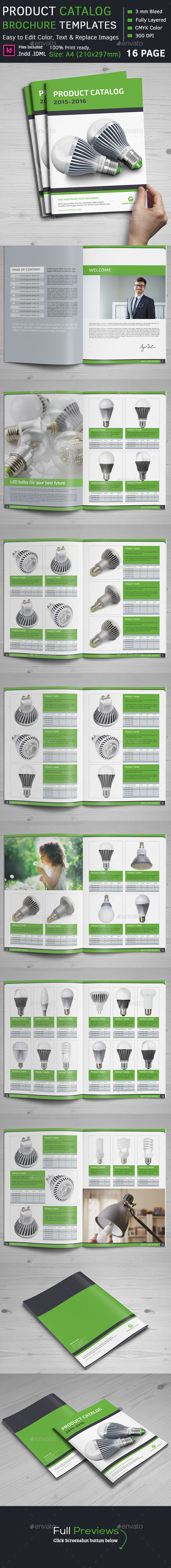 GraphicRiver Product Catalog 11630273