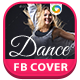 Dance Class Facebook Cover - GraphicRiver Item for Sale