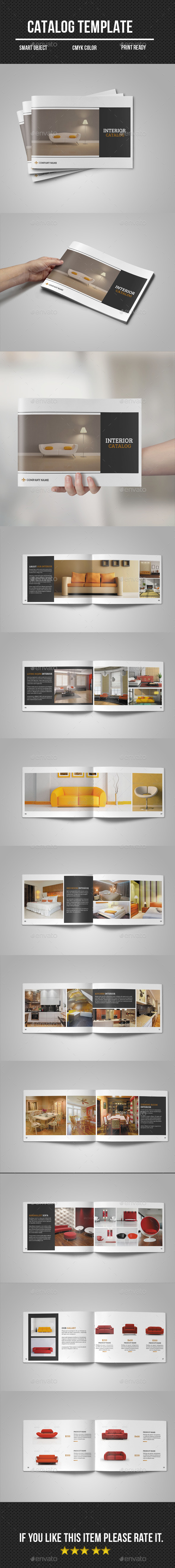 GraphicRiver Interior Catalog 11635187