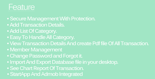 CodeCanyon Monthly Expanse Manager 11591301