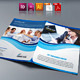 Corporate Bi-Fold Brochure – 4 Pages  - GraphicRiver Item for Sale