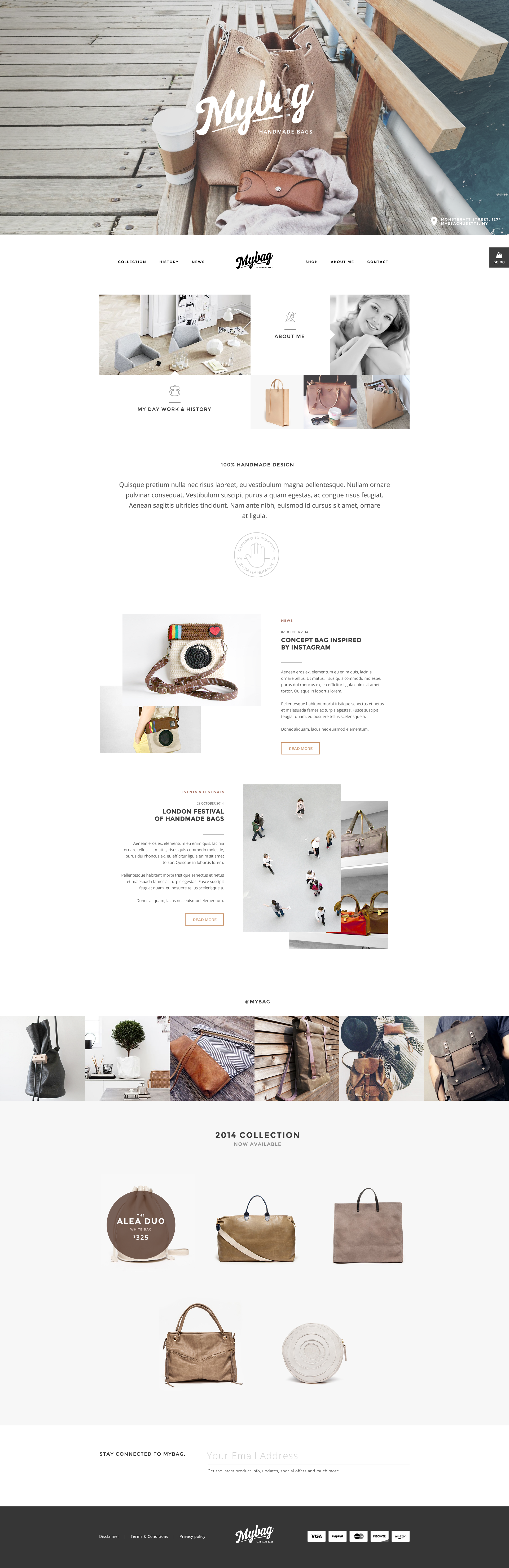 Modest - Multipurpose Joomla Virtuemart Theme