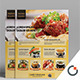Food & Restaurant Flyer Template - GraphicRiver Item for Sale