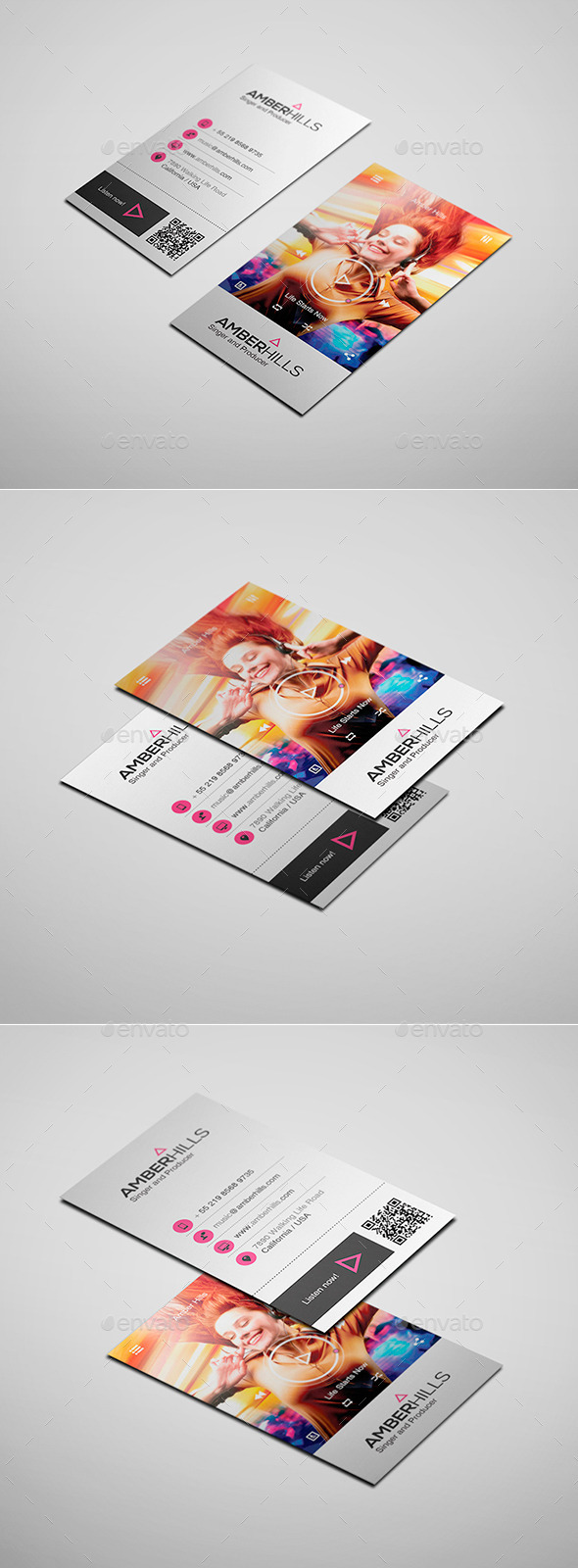 GraphicRiver Business Card Vol 11 11581963