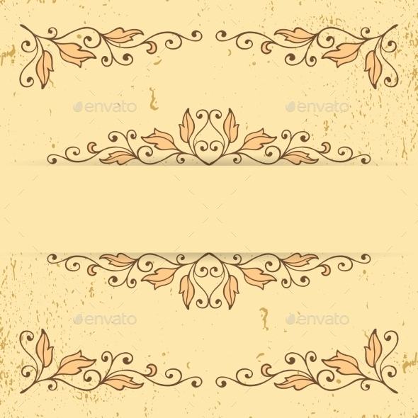 GraphicRiver Vintage Pattern 11641865