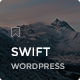 Swift - Responsive WordPress Blog Theme