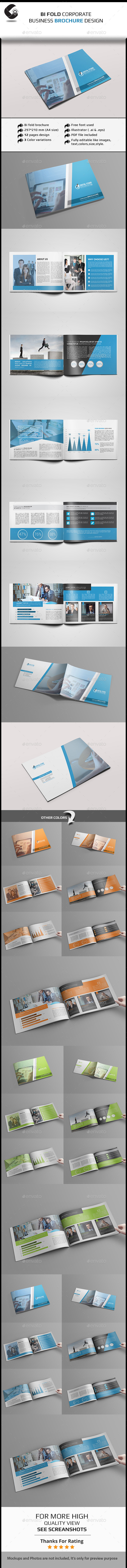 GraphicRiver Corporate Brochure-12 pages 11642402