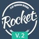 Rocket Multi-Purpose HTML Template - ThemeForest Item for Sale