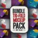 Bundle NT Tri-Fold Mockup