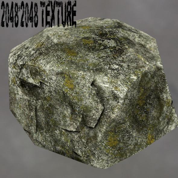3DOcean Rock 14 11644204