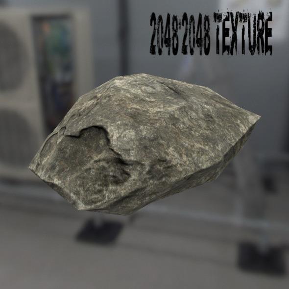 Rock_24 - 3DOcean Item for Sale