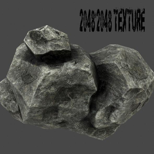 3DOcean Rock 5 11644564