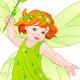Summer Baby Fairy
