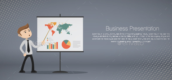GraphicRiver Business Presentation 11644960