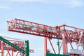 crane in the harbour of genova - PhotoDune Item for Sale