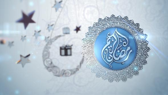 AE模板:唯美吊坠星星 礼物盒 阿拉伯建筑风格 整套电视栏目包装展示字幕条模板