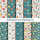 Set of Ten Cosmos Patterns