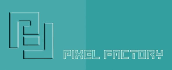 Pixel factroy banner