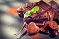 Assortment of fine chocolates in white, dark, and milk chocolate - PhotoDune Item for Sale
