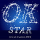 Font Characters of Shining Stars - GraphicRiver Item for Sale