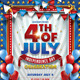 4th of July Celebration - GraphicRiver Item for Sale