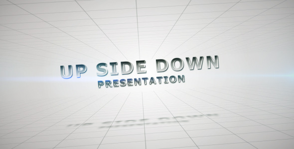 After Effects Project - VideoHive Up Side Down 1168687