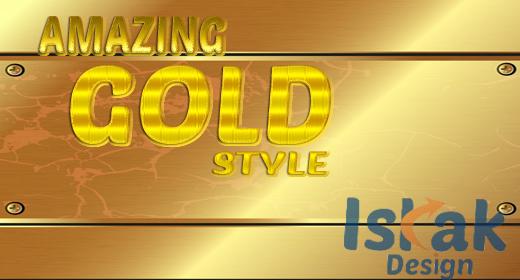 Amazing Gold Style