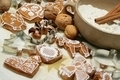 sweet christmas gingerbreads - PhotoDune Item for Sale