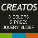 Creatos HTML Version