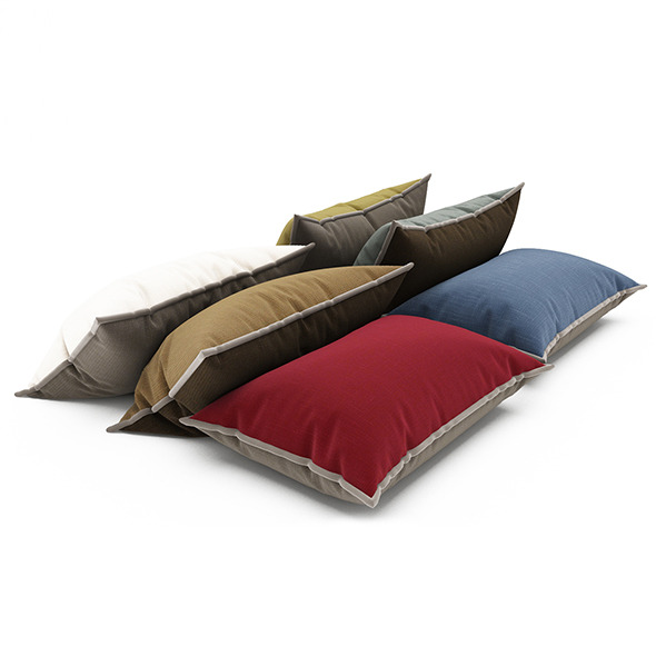 3DOcean Pillows 70 11654242