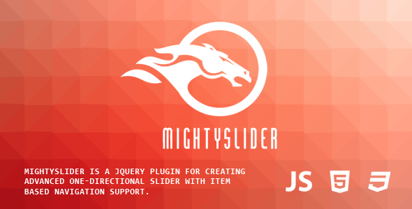 mightySlider - Responsive Multipurpose Slider - CodeCanyon Item for Sale