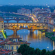 River Arno and Ponte Vecchio in Florence, Italy - PhotoDune Item for Sale