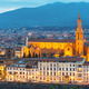 Basilica di Santa Croce in Florence, Italy - PhotoDune Item for Sale