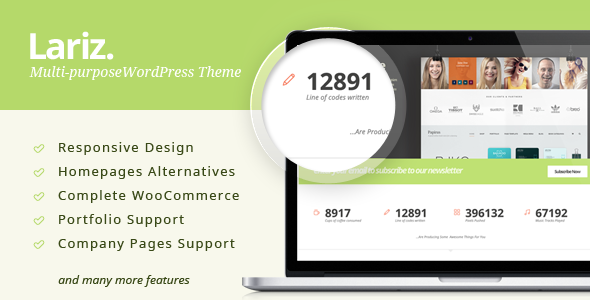 Soffa - Furniture & Business WordPress Theme
