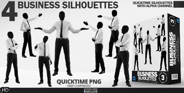 Business Alternative Silhouettes Vol 3