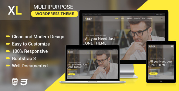 XL – Multipurpose LayersWP Child Theme (Miscellaneous) Download